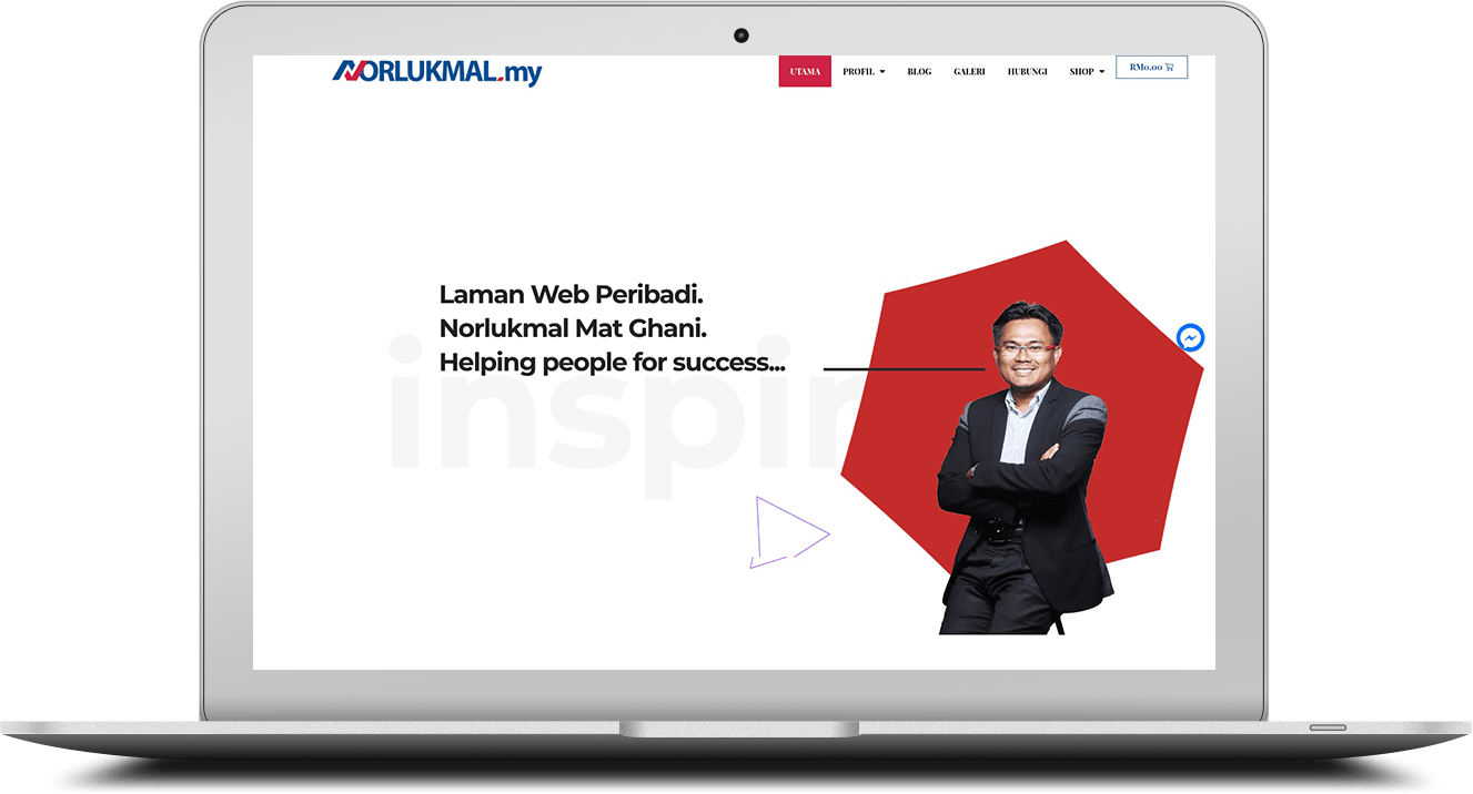 Website Norlukmal