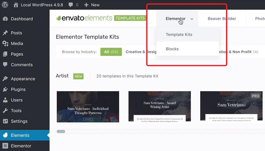 Bina Website Menggunakan Elementor (Page Builder) 2